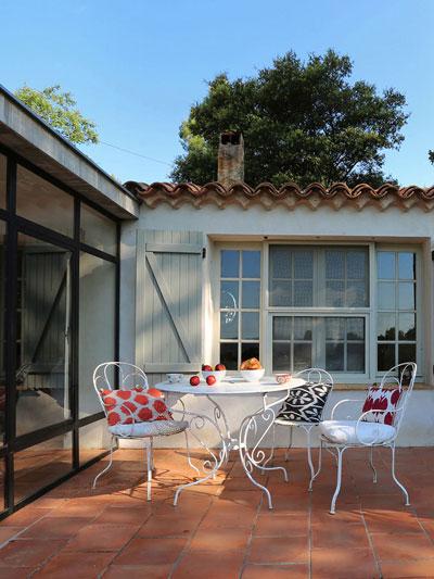 aménager la terrasse pour mieux vendre sa maison