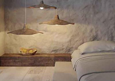 wabi sabi spirit bedroom