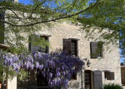 Maison provençale en pierres Cotignac